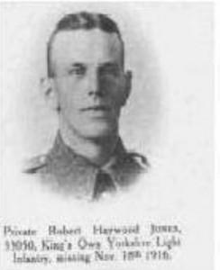 R H Jones Portrait