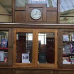 Book of Remembrance in place at Bramley Library, Hough Lane, November 2016