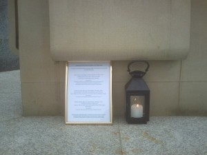 Tribute and Candle