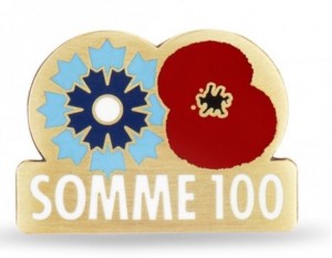 Somme Badge 2