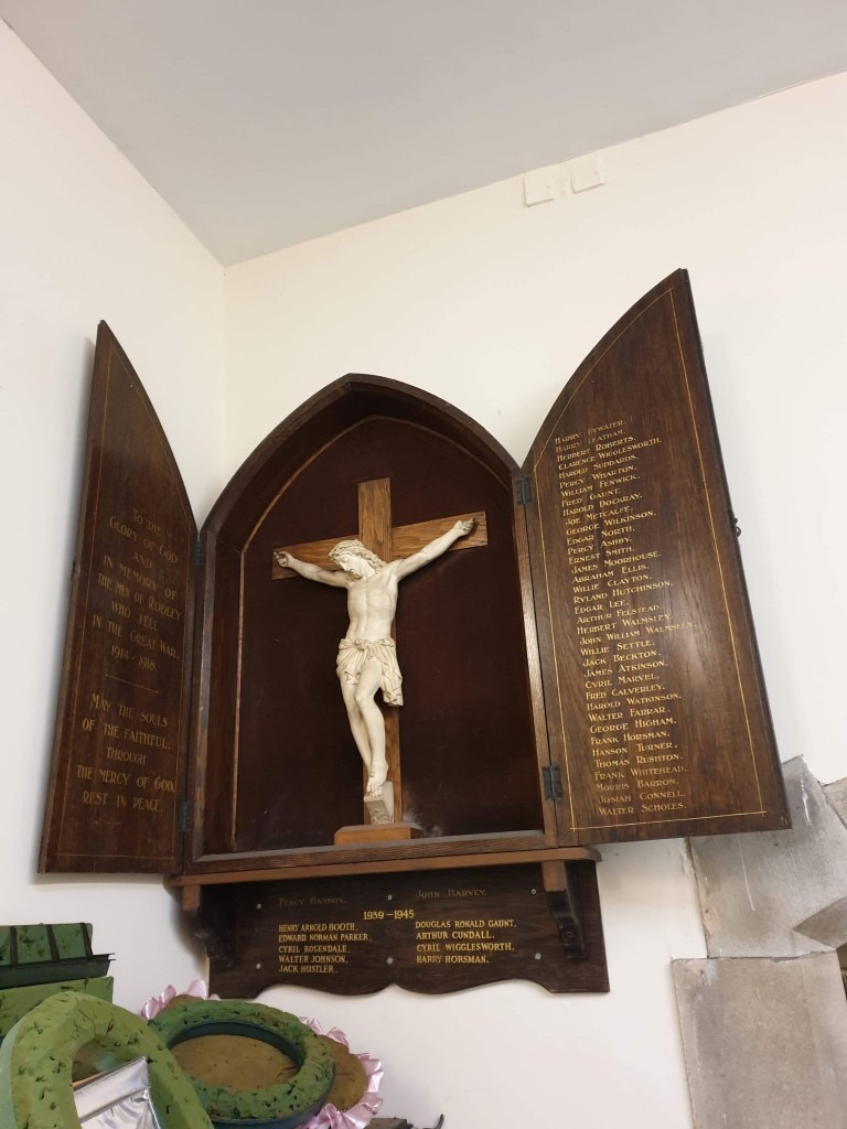 St. Andrews Rodley  Memorial